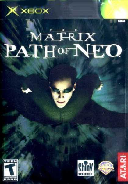 Bestselling Games (2006) - Matrix Path of Neo