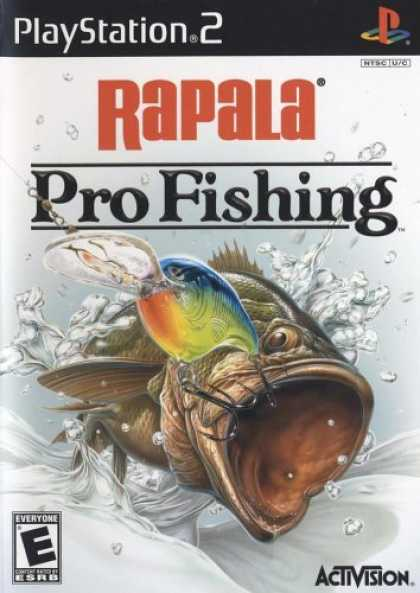Bestselling Games (2006) - Rapala's Pro Fishing