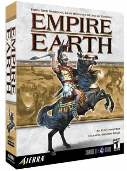 Bestselling Games (2006) - Empire Earth
