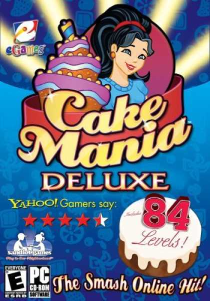 Bestselling Games (2006) - Cake Mania Deluxe