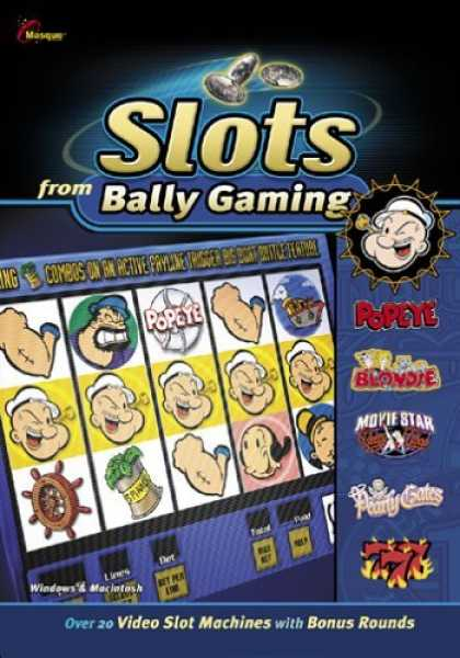 Bestselling Games (2006) - Slots from Bally Gaming