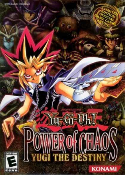 Bestselling Games (2006) - Yu-Gi-Oh! Power of Chaos: Yugi the Destiny
