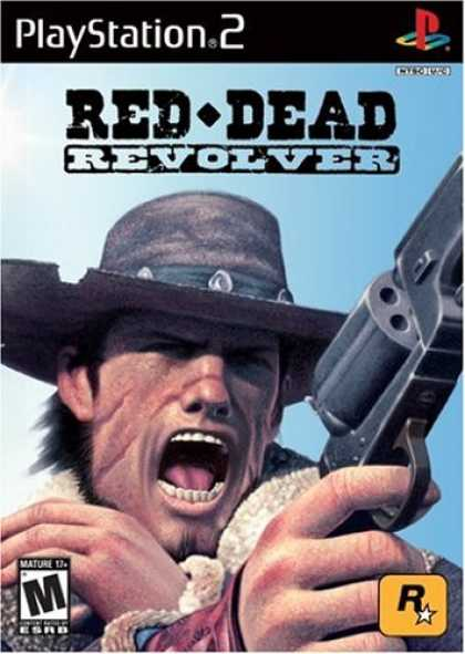 Bestselling Games (2006) - Red Dead Revolver for PlayStation 2