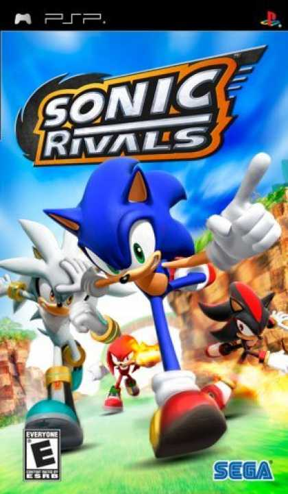Bestselling Games (2006) - Sonic Rivals