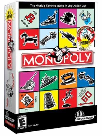 Bestselling Games (2006) - Monopoly 3
