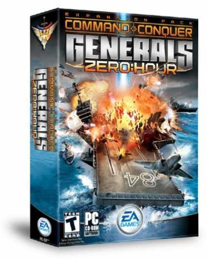 Bestselling Games (2006) - Command and Conquer Generals: Zero Hour Expansion Pack