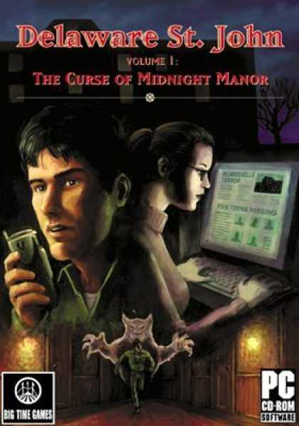 Bestselling Games (2006) - Delaware St. John Volume 1: The Curse of Midnight Manor