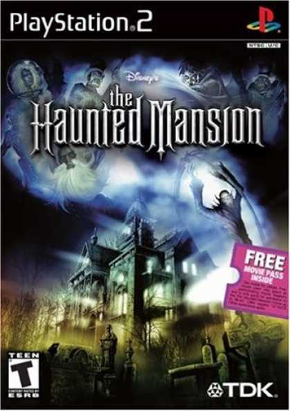 Bestselling Games (2006) - Haunted Mansion