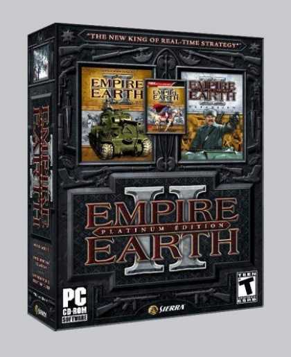Bestselling Games (2006) - Empire Earth 2 Platinum Edition