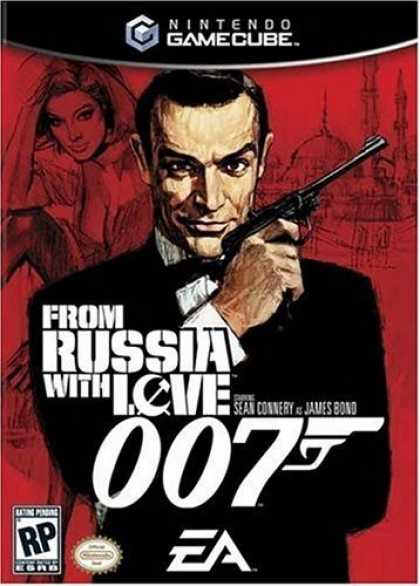 Bestselling Games (2006) - Jame Bond 007 From Russia With Love