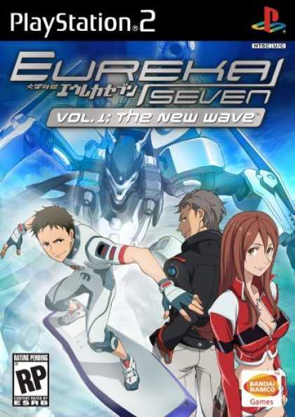 Bestselling Games (2006) - Eureka Seven Vol 1 The New Wave