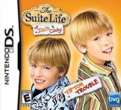Bestselling Games (2006) - Suite Life of Zack & Cody