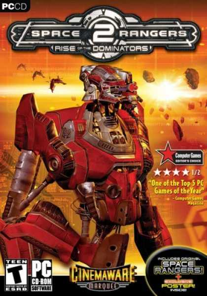 Bestselling Games (2006) - Space Rangers 2: The Rise of the Dominators
