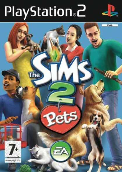 Bestselling Games (2006) - Sims 2 Pets
