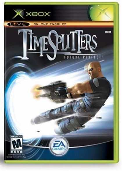 Bestselling Games (2006) - Time Splitters: Future Perfect