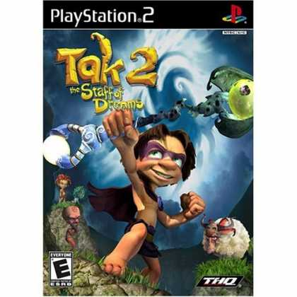 Bestselling Games (2006) - Tak 2: The Staff of Dreams for PlayStation 2