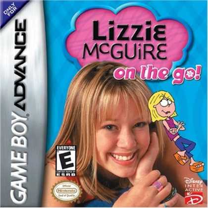 Bestselling Games (2006) - Lizzie McGuire: On the Go