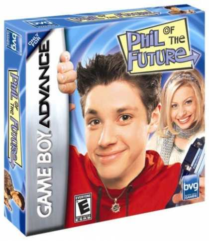 Bestselling Games (2006) - Phil of the Future GBA
