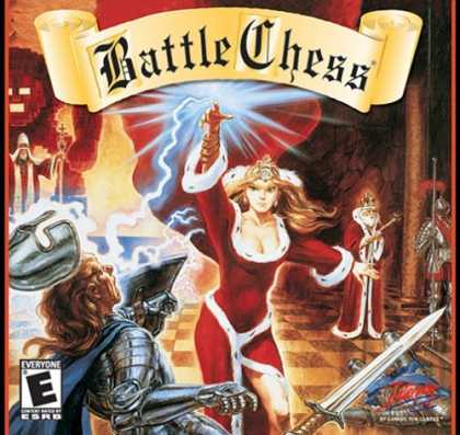 Bestselling Games (2006) - Battle Chess Bundle (Jewel Case)