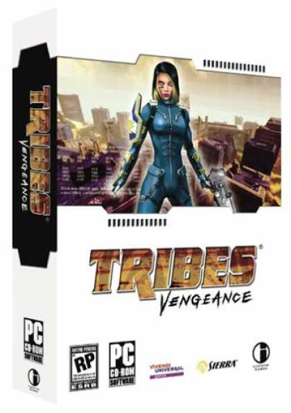 Bestselling Games (2006) - Tribes Vengeance