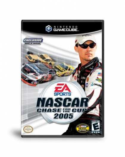 Bestselling Games (2006) - NASCAR 2005 Chase For the Cup
