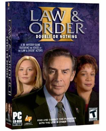 Bestselling Games (2006) - Law and Order 2: Double or Nothing