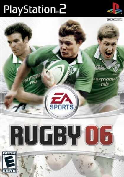 Bestselling Games (2006) - Rugby 06