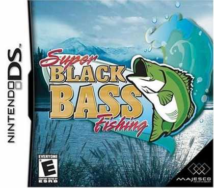 Bestselling Games (2006) - Black Bass Fishing