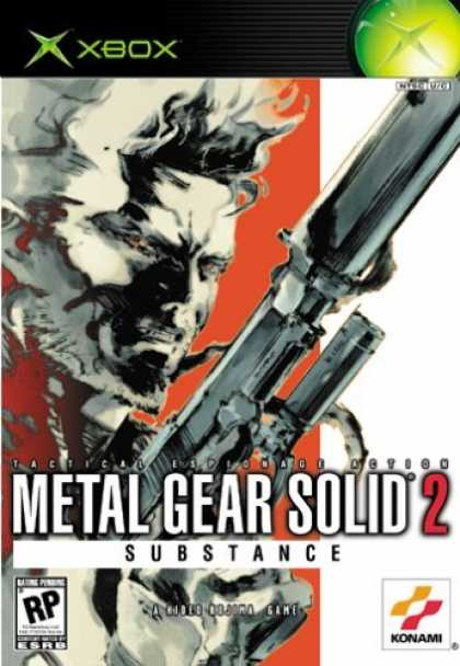 Bestselling Games (2006) - Metal Gear Solid 2: Substance