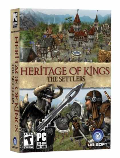 Bestselling Games (2006) - Heritage of Kings: The Settlers