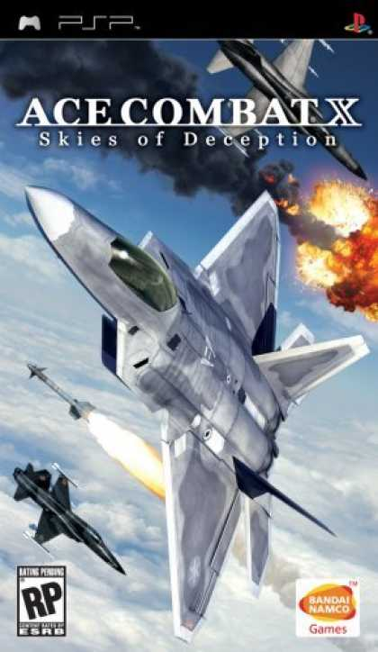 Bestselling Games (2006) - Ace Combat X: Skies of Deception