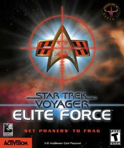 Bestselling Games (2006) - Star Trek Voyager: Elite Force