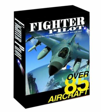 Bestselling Games (2006) - Fighter Pilot For Microsoft Flight Simulator 2004 & 2002