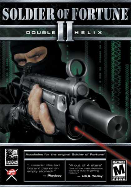 Bestselling Games (2006) - Soldier of Fortune 2: Double Helix