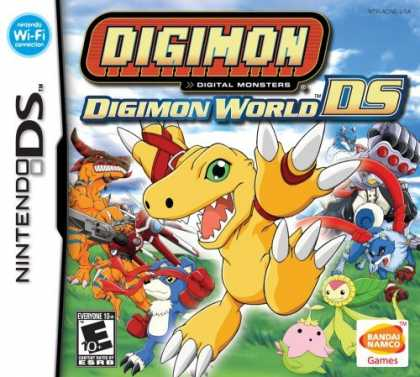 Bestselling Games (2006) - Digimon World 6