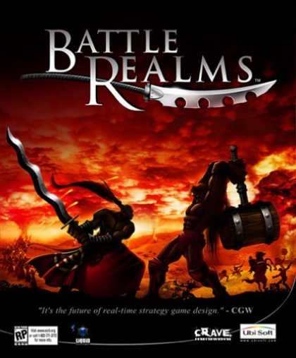 Bestselling Games (2006) - Battle Realms