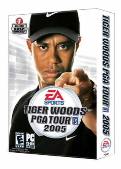 Bestselling Games (2006) - Tiger Woods PGA Tour 2005