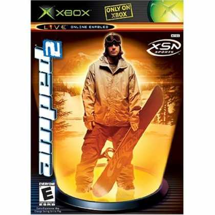Bestselling Games (2006) - Amped 2 for Xbox