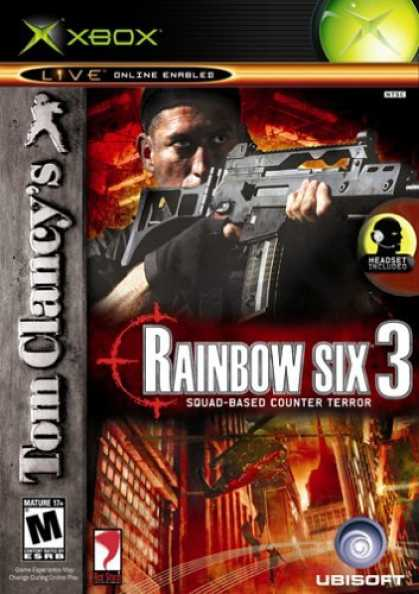 Bestselling Games (2006) - Tom Clancy's Rainbow Six 3