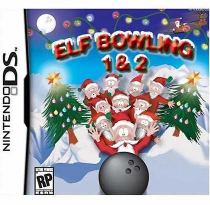 Bestselling Games (2006) - NDS Elf Bowling 1 and 2