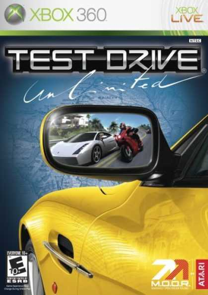 Bestselling Games (2006) - Test Drive Unlimited