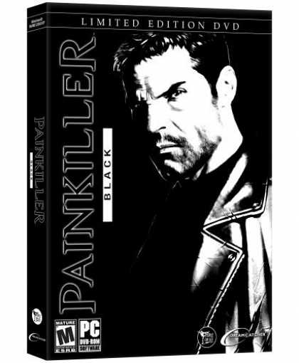 Bestselling Games (2006) - Painkiller Black Edition (DVD)