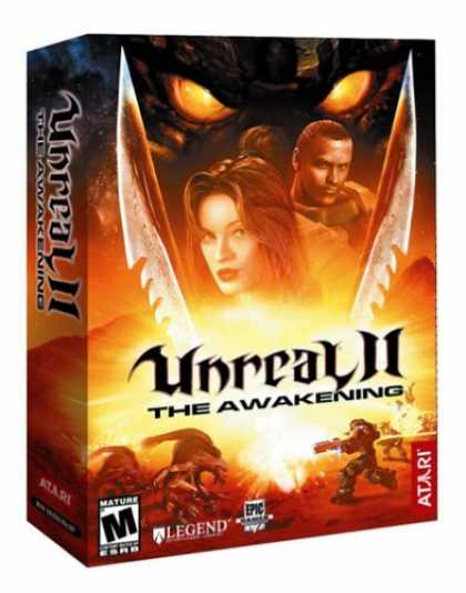 Bestselling Games (2006) - Unreal 2: The Awakening