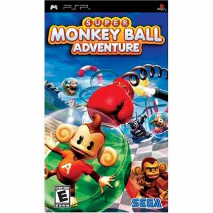 Bestselling Games (2006) - Super Monkey Ball Adventure