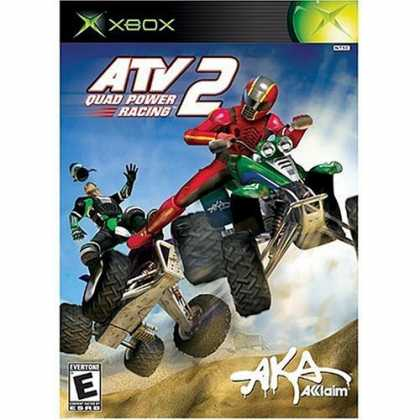 Bestselling Games (2006) - ATV 2 Quad Power Racing