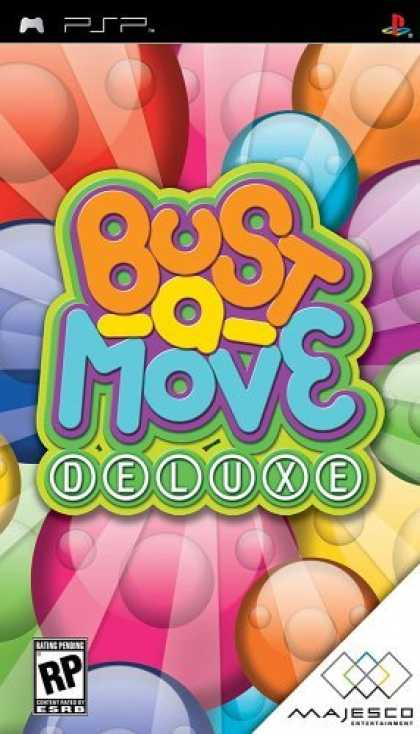 Bestselling Games (2006) - Bust-a-Move Deluxe