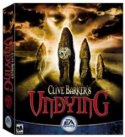 Bestselling Games (2006) - Clive Barker's Undying