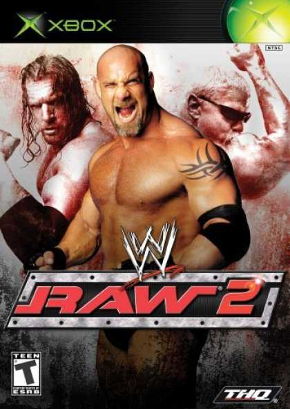 Bestselling Games (2006) - WWE Raw 2: Ruthless Aggression