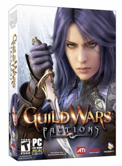 Bestselling Games (2006) - Guild Wars Factions