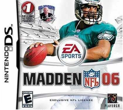 Bestselling Games (2006) - Madden 2006